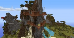 Villages Minecraft Map & Project