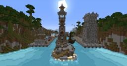 Rho Island Minecraft