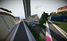 Minecraft-American suburban house 2 Minecraft Map & Project