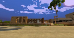 "IAS Modern house ""Sunlight"" 3rd post Minecraft Map & Project"