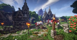 Rebirth - A Medieval Survival Hub Minecraft Map & Project