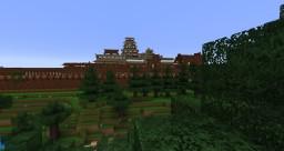 Japanese Castle/日本の城 (WIP/仕掛品) Minecraft Map & Project