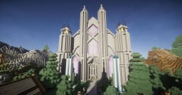 SteeltonMC- MsCyndi's Cathedral Minecraft Map & Project
