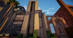 "IAS Townhouse ""∈agΙ∈"" 4th post Minecraft Map & Project"