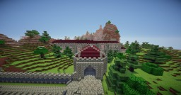 Baroque-Inspired Castle Minecraft Map & Project