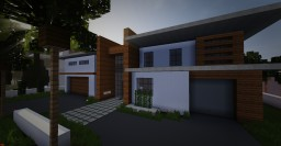 Modern Home #4 Minecraft Project
