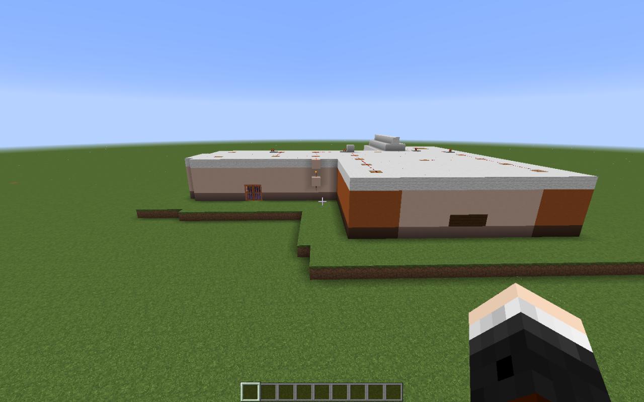 Fnaf 4 minecraft project