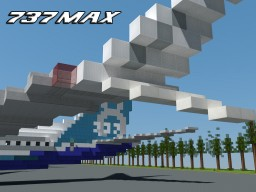 Boeing 737 MAX 8   Liveries   + Download! Minecraft Project