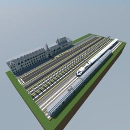 Imperial Chatham Street Minecraft
