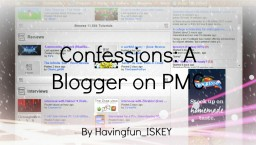 Confessions: A Blogger on PMC Minecraft Blog Post