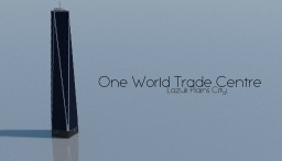 One World Trade Centre - LPC Minecraft Map & Project