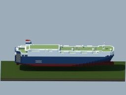 """Car Carrier """"CITY OF OSLO"""" Minecraft Map & Project"""