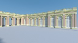 Le Grand Trianon Minecraft Project