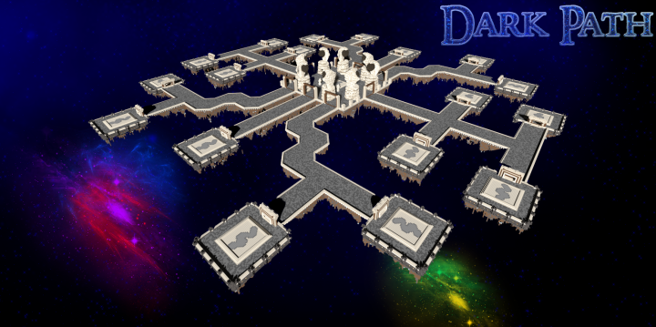 Dark Path Iso Map
