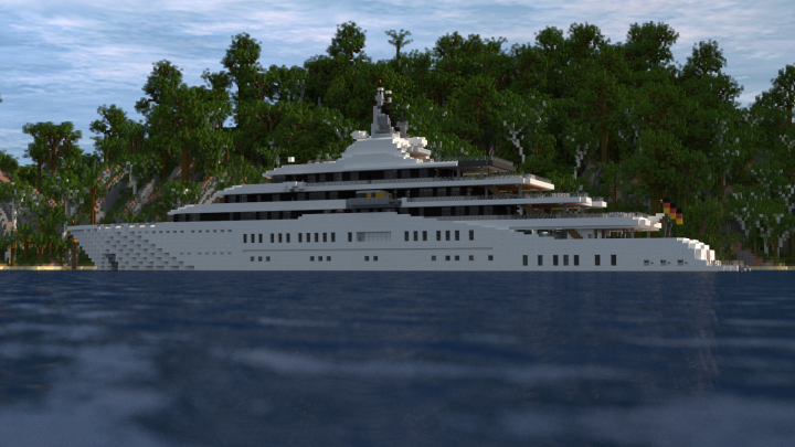 The Eclipse Yacht