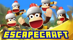 EscapeCraft - Bringing the Ape Escape franchise to the world of Minecraft Minecraft