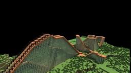 Rollercoaster: Kona Storm Redux Minecraft Project