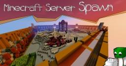 Minecraft Server Spawn #01 - Sunshine Minecraft Map & Project