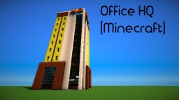 Office Building Minecraft Project