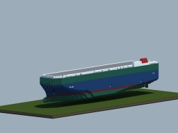 "Car Carrier ""ONYX ARROW"" Minecraft Map & Project"
