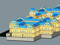 Baroque - Imperial Palace Minecraft
