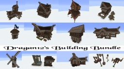 Dragan12's Building Bundle  NCF Minecraft Map & Project