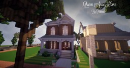 Queen Anne Home - WoK Minecraft Map & Project
