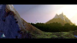 Harbour of Eldrya [Minecraft Terraforming] Minecraft