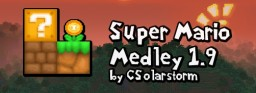 Super Mario Medley for 1.10 Minecraft Texture Pack