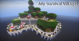 My Survival Village! Minecraft
