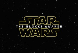 Star Wars: The Blocks Awaken (Map) Minecraft