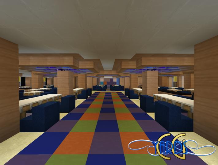 Tritons Dining Room