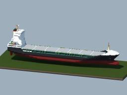 "Container Ship ""VEGA STOCKHOLM"" Minecraft"