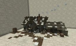 Wintertown Tavern GoT #WeAreConquest Minecraft Map & Project