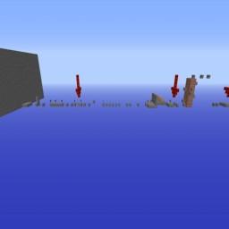 Unfair Minecraft -Parkour Minecraft