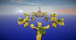 8 Player Skywars Map //LeberkasLp// Minecraft Map & Project