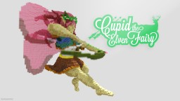 Cupid the Elven Fairy Minecraft Project