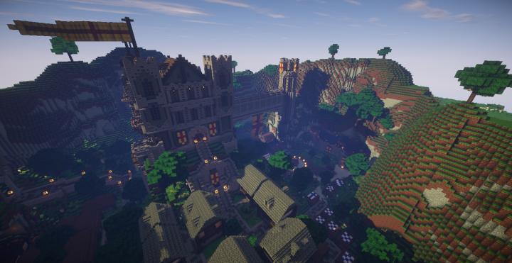 fallen kingdom adventure map download