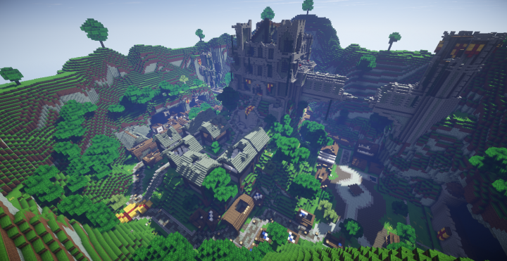 Minecraft The Last Of Us Map Download AdvCreationIncludes - Minecraft last of us map
