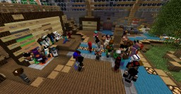 MesterMC HungerGames Lobby Minecraft Map & Project