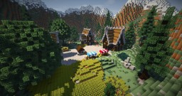 Medieval Multi Use Map! Minecraft Map & Project