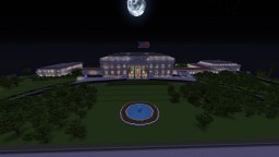 Washington DC Minecraft Map & Project