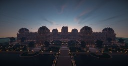 Imperial Palace Minecraft Map & Project