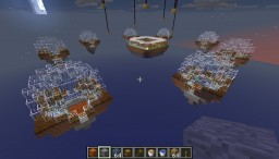 Skywars maps for servers. Minecraft Map & Project