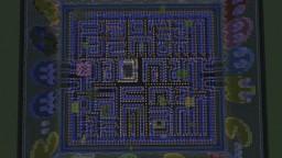 Pac Man Lucky Block Maze (PopularMMOs Version) Minecraft Map & Project