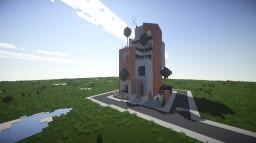 The Scandinavian Townhouse Minecraft Map & Project