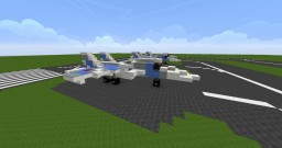 Sukhoi Su-34 Minecraft Map & Project