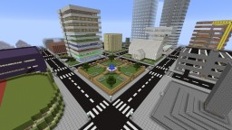 Utopia - City World by EvolvedPixel Minecraft Map & Project