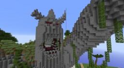 Stone Golem Minecraft Map & Project
