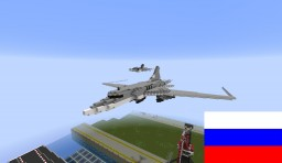 Túpolev TU-22M Minecraft Map & Project